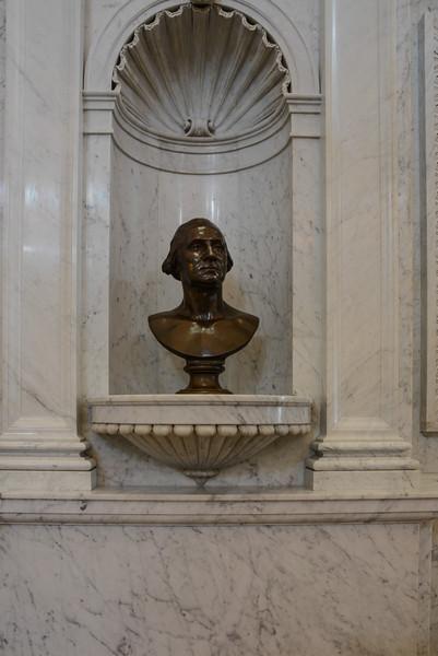 Library of Congress - Thomas Jefferson Building, Washington, DC,  1113,  June 27, 2015