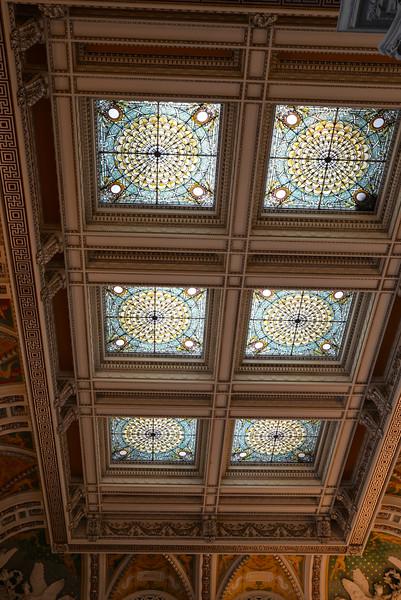 Library of Congress - Thomas Jefferson Building, Washington, DC,  1109,  June 27, 2015