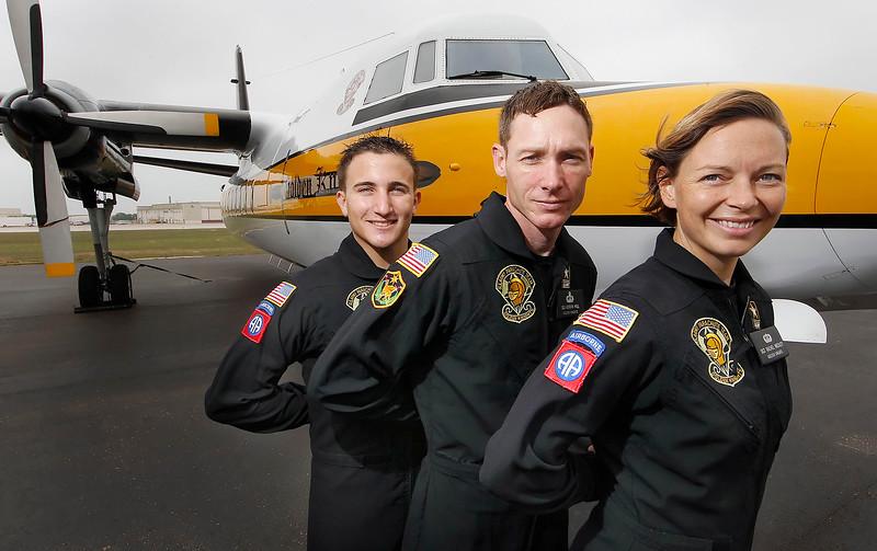 U.S. Army Parachute Team, Golden Knights