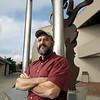 Jack Gron/ artist and professor at Texas A&M University-Corpus Christi