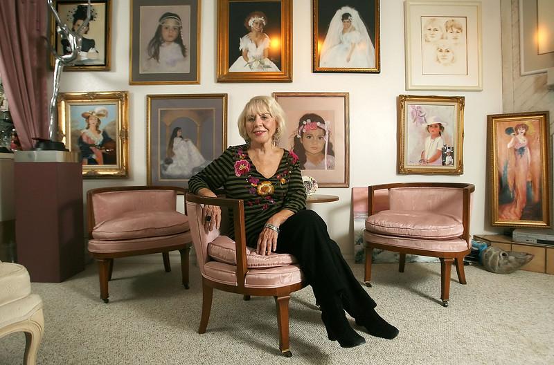Edwina Von Jagala, local artist,Corpus Christi