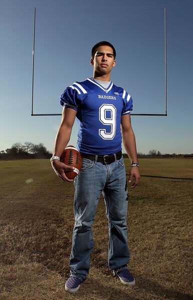 Aaron Bueno/Ben Bolt quarterback