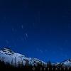 Stars at North Lake Tahoe