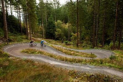 Mountain Biking,Coed y Brenin. Visit Wales
