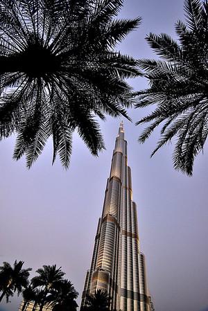 Burj Kalifa, Dubai. Nicholas Publishing