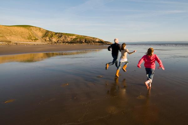 Southern Down Beach. Visit Wales