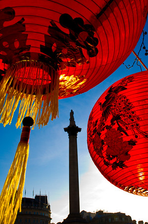 Festivities,Chinese New Year,London