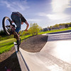 Zach Thibault--Foot Jam Nose Pick