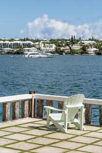 Yachting off Bermuda