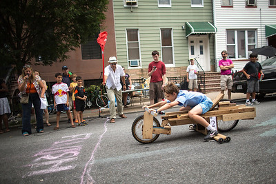 Soap Box Derby Racing, Brooklyn, New York