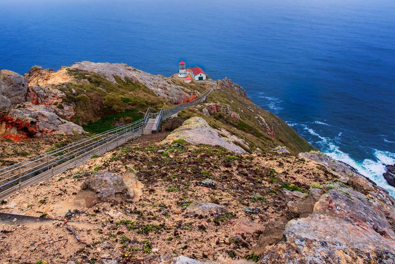 Point Reyes Station (Lighthouse)