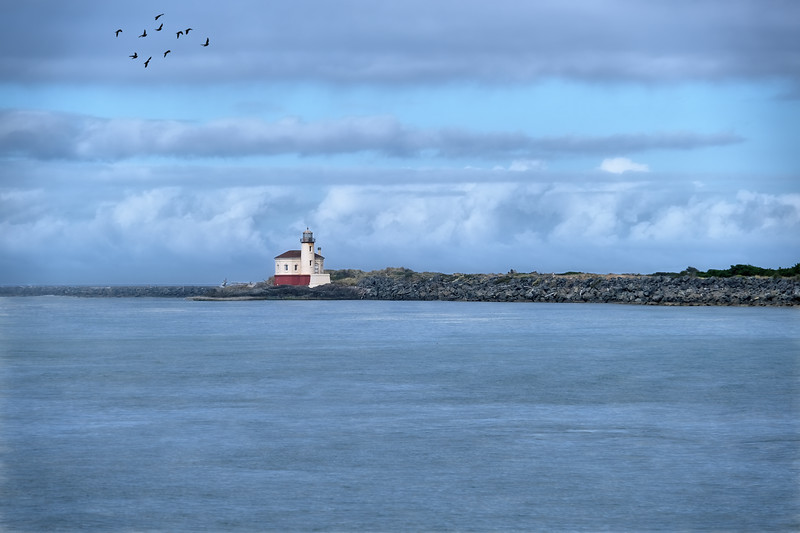 Coquille River Light