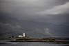 "Ormsay Lighthouse, 1897,  ""Eilean Sionnach"", Sleat Peninsula, Isle of Skye, Scotland"