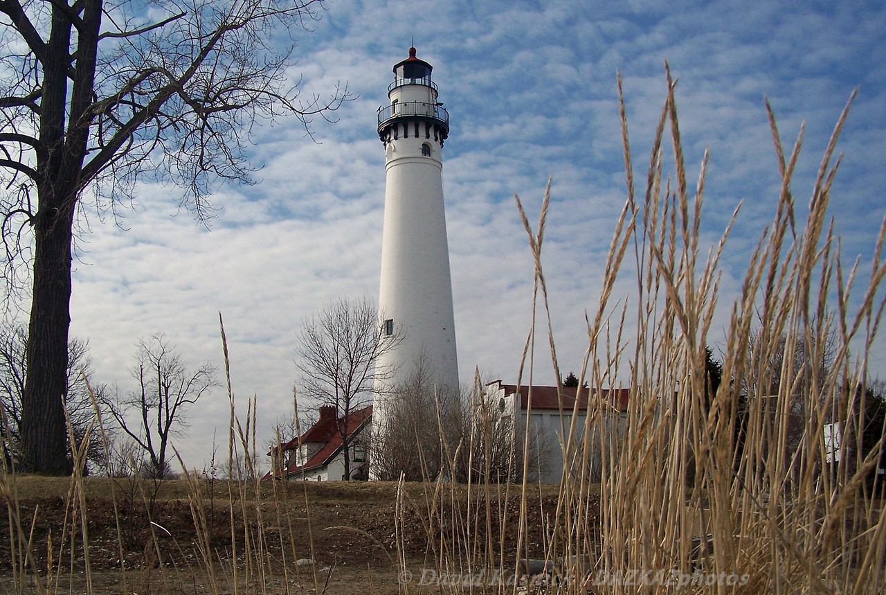 Wind Point Lighthouse 1 - Racine, WI