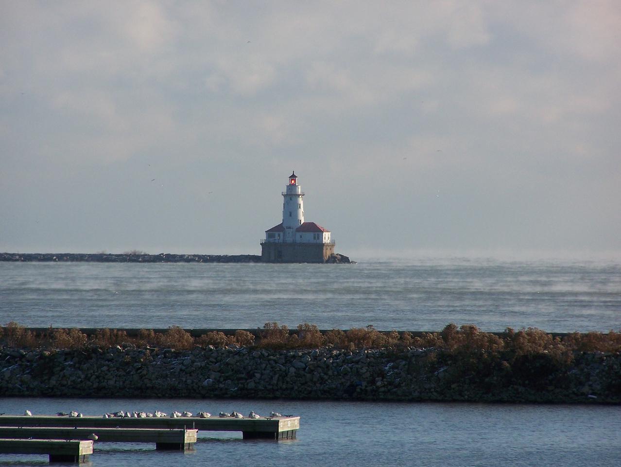 Chicago Harbor Light - Chicago, IL