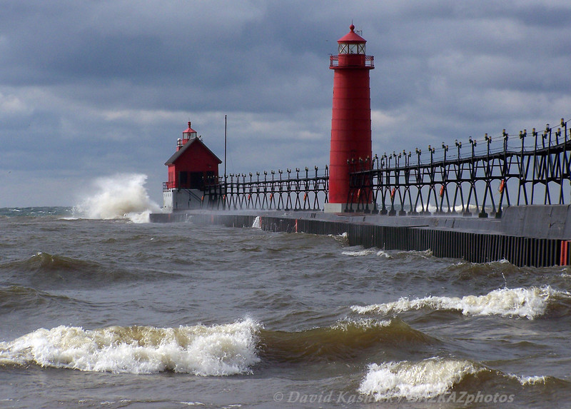 Rough Waters 1 - Grand Haven, MI