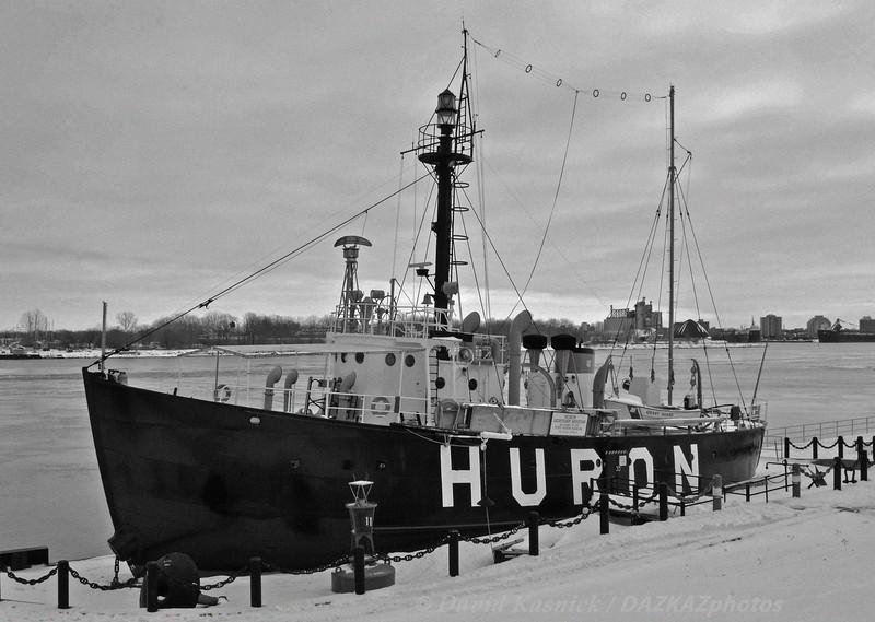Huron Light Ship - Port Huron, MI