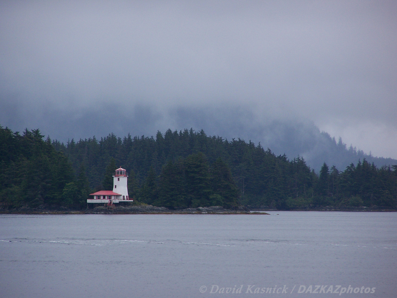 Sitka Lighthouse B&B 1 - Sitka, AK
