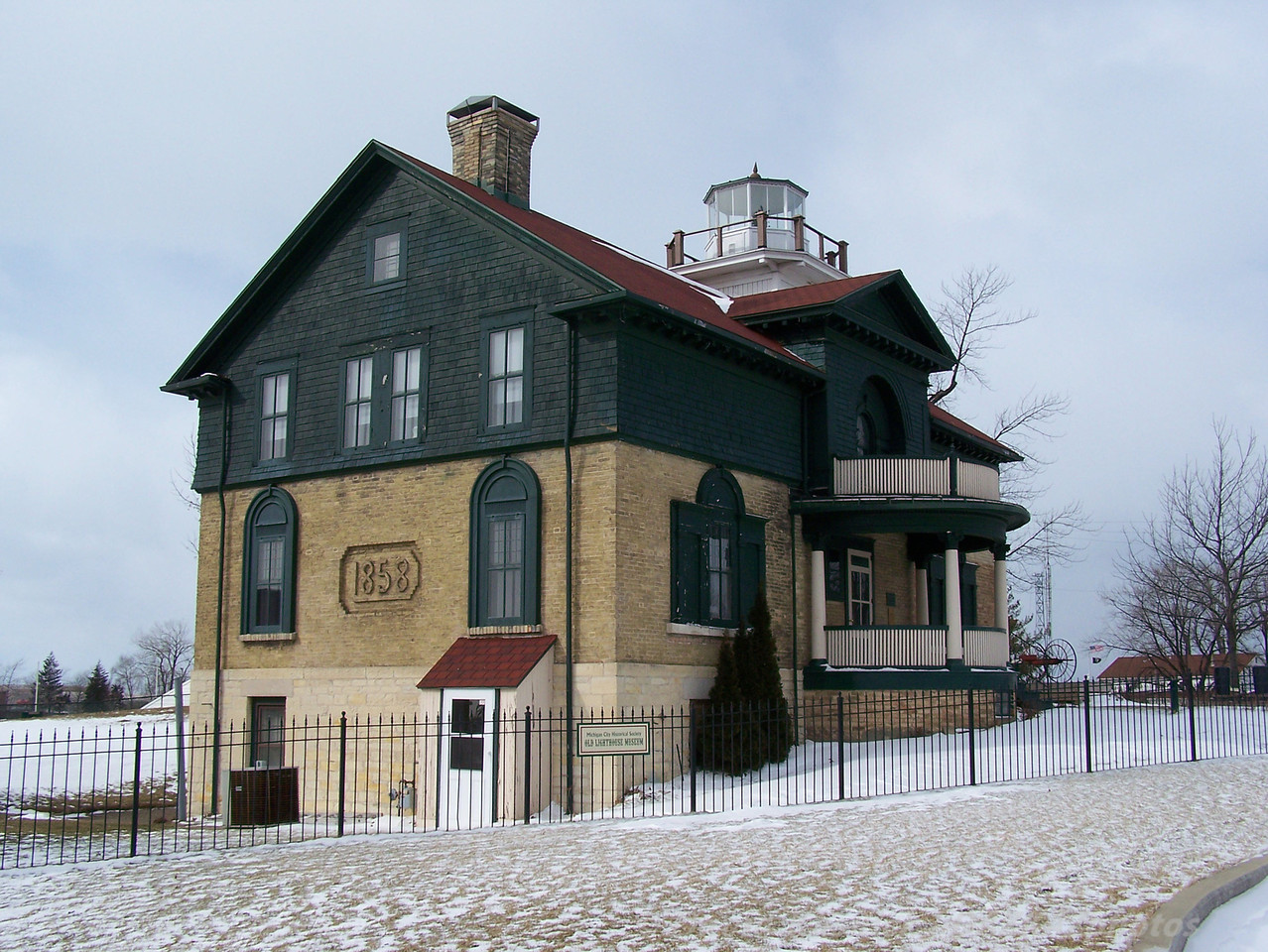 Old Michigan City Lighthouse - Michigan City, IN