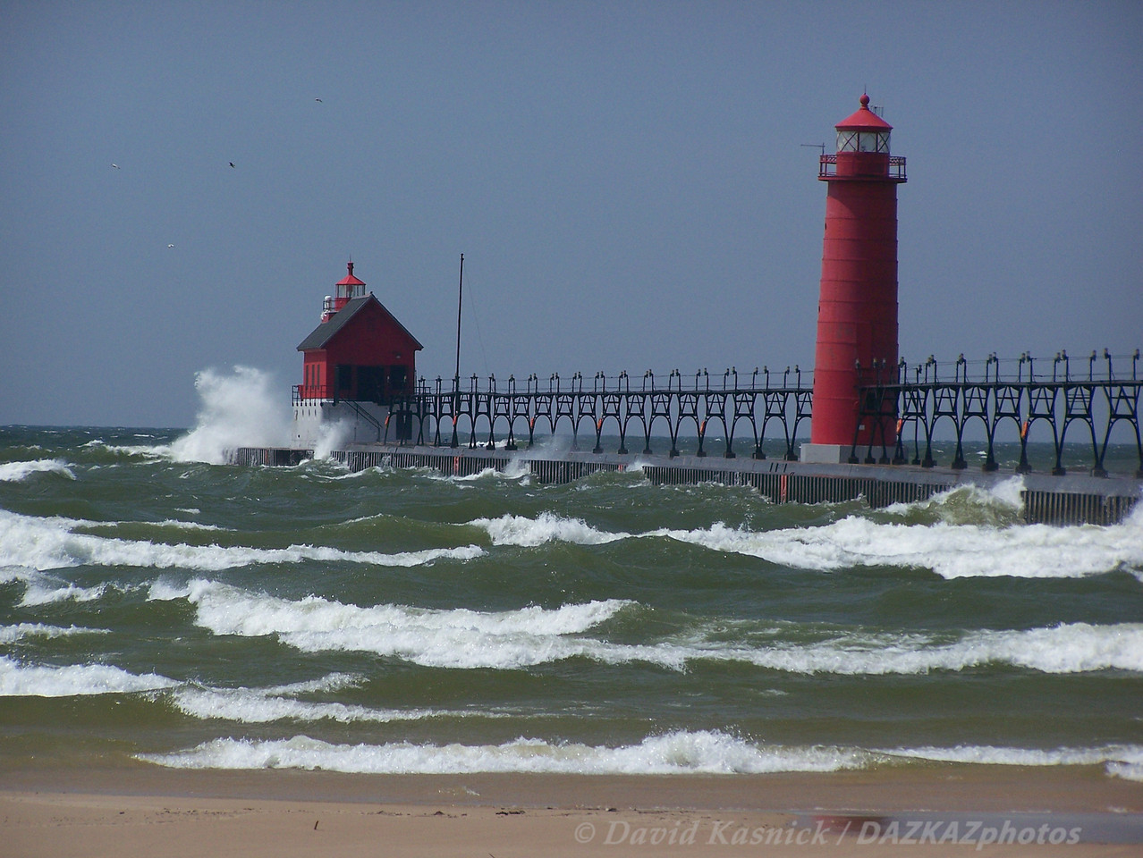 Rough Waters 2 - Grand Haven, MI