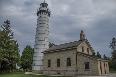 Cana Island Lighthouse - Wisconsin