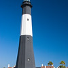 The Tybee Island Light, also known simply as the Tybee Lighthouse is located on Tybee Island, Georgia, east of Savannah at the mouth of the Savannah River. The Tybee Lighthouse is one of just a handful of 18th century lighthouses still in operation in North America. The original was built in 1736. The latest incarnation of the Tybee Island lighthouse stands at 154 feet. Because modern marine navigation techniques outgrew the need for such a lighthouse, the Tybee Island lighthouse became obsolete. Iit was donated to the Tybee Island Historical Society by the U.S. government. It continues to operate as a private aid to navigation.