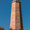 Built in 1792, the Cape Henry Lighthouse was the first lighthouse built by the United States Lighthouse Establishment (USLHE) which was created in 1789.