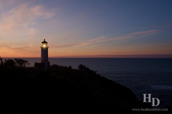 North Head Lighthouse, WA