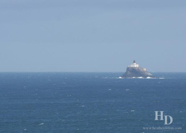 Tillamook Rock Lighthouse, OR.
