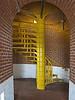 Stairway Inside Barnegat Lighthouse