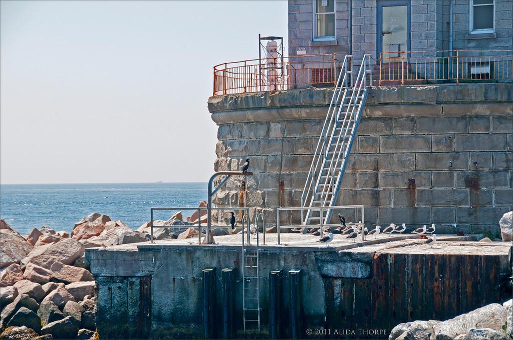 Race Rock Lighthouse, Fishers Island, Long Island, Southold