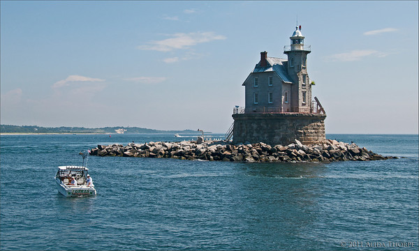 Race Rock Lighthouse, Fishers Island