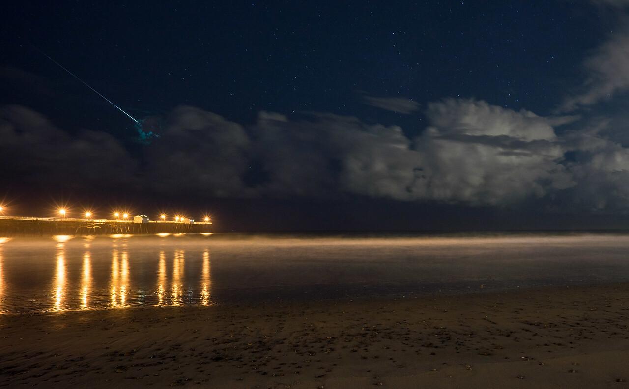 San Clemente Meteor