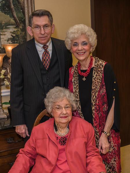 Lillie Belle Beard Etter 98th Birthday, Nov. 24, 2013
