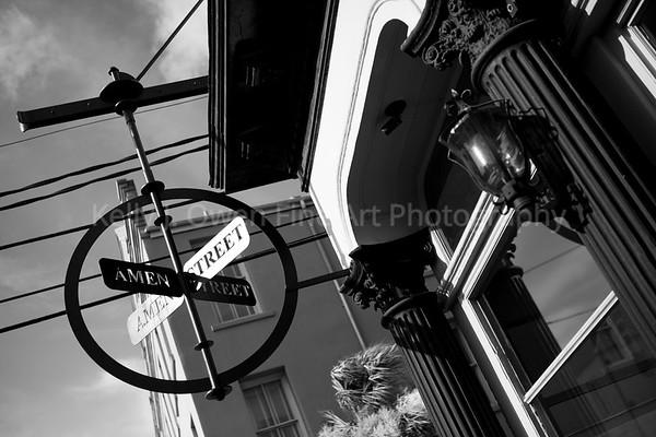 Amen Street on East Bay Street (Photo: Kelly J. Owen)