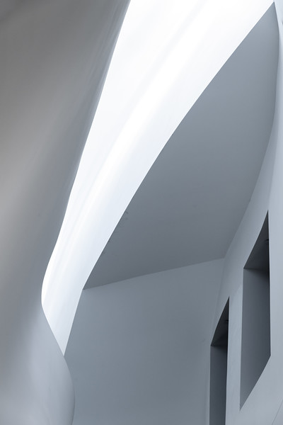 Lines of Gehry #18