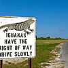 Sign at the Airport, Little Cayman