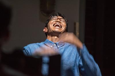 Maniacal Laugh-- Close-Up