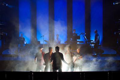 Altar Boyz rising, Cabrillo Stage