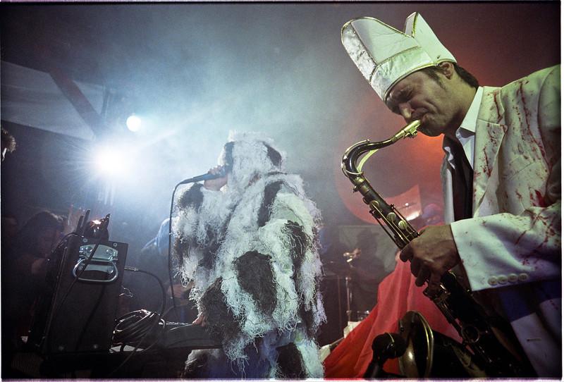 Master Musicians Bukkake with Skerik @ Comet