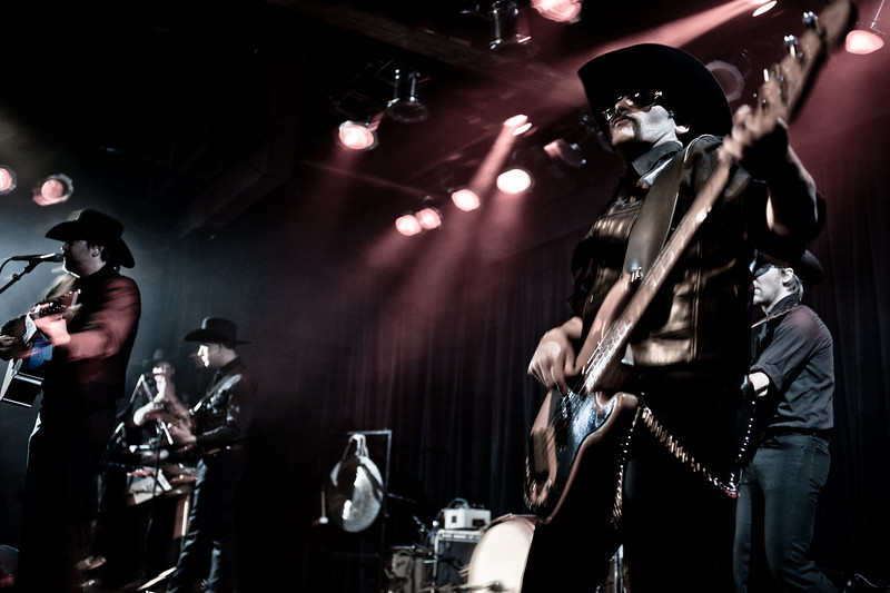 Brent Amaker and the Rodeo @ The Crocodile