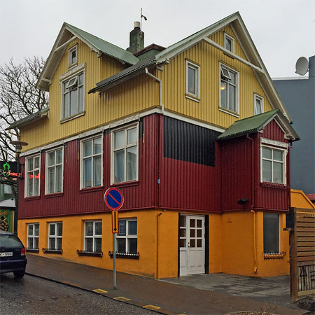 Reykjavik, Iceland