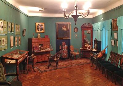 Alexander Pushkin house, Chișinău, Moldova