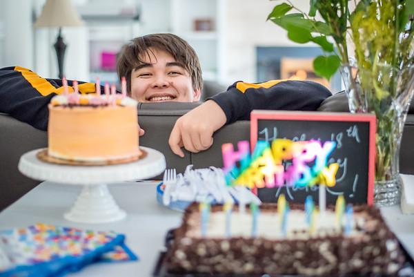Aaron the Birthday Boy!