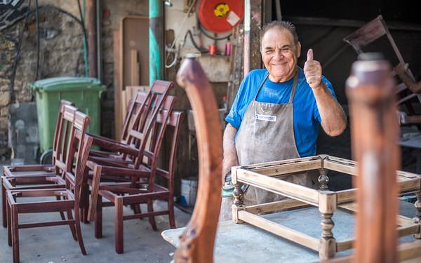 Tel Aviv Carpenter