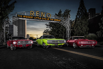 Advertisement Photogrpahy Reno, NV Automotive Photography