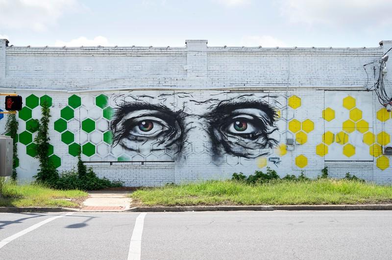 39th Street Mural!