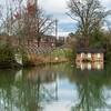 Eastlake mill with ducks