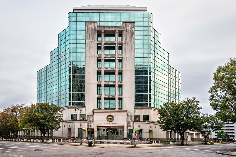Hugo L. Black United states Courthouse