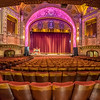 Main floor level at the Alabama Theatre at Christmastime!